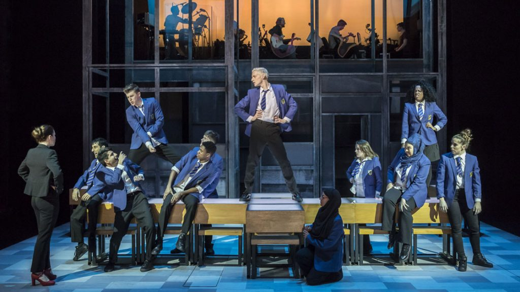 Cast of Everybody's Talking About Jamie.