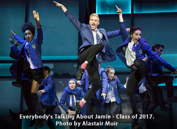 Everyones Talking About Jamie Book Tickets for