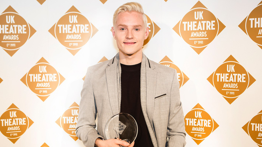 Everybody's Talking About Jamie UK Theatre Awards 2017