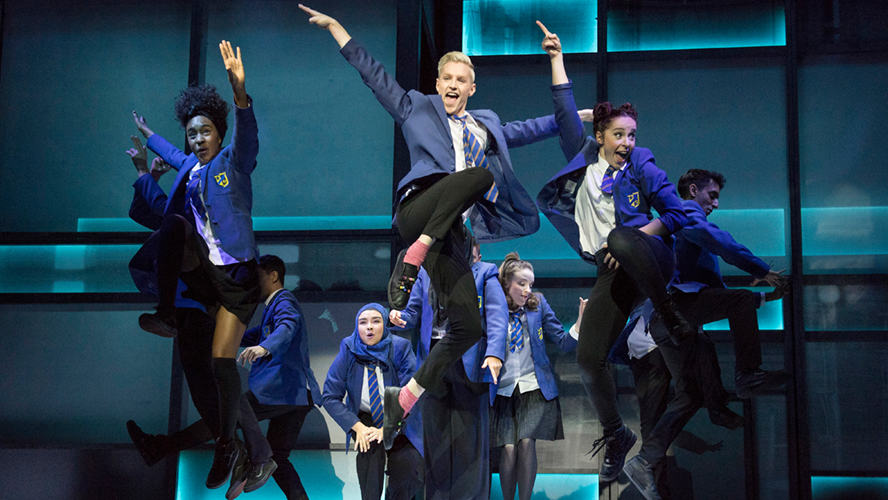 Everybody's Talking About Jamie – Class of 2017