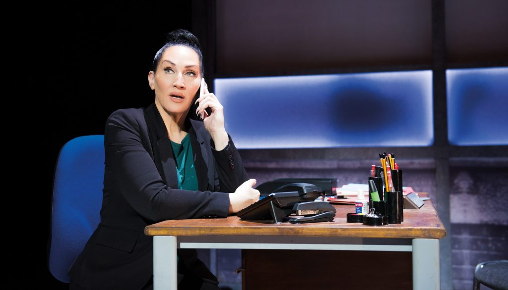 Everybody's Talking About Jamie –  Michelle Visage as Miss Hedge