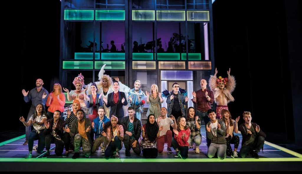 Everybody's Talking About Jamie – Full Company