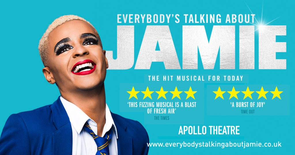 Everybody's Talking About Jamie - The Apollo Theatre