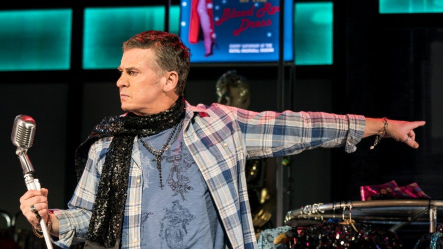 Everybody's Talking About Jamie – Shane Richie as Hugo