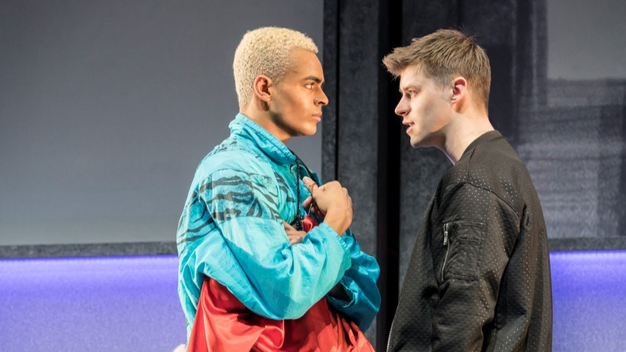Everybody's Talking About Jamie – Layton Williams as Jamie & Luke Baker as Dean