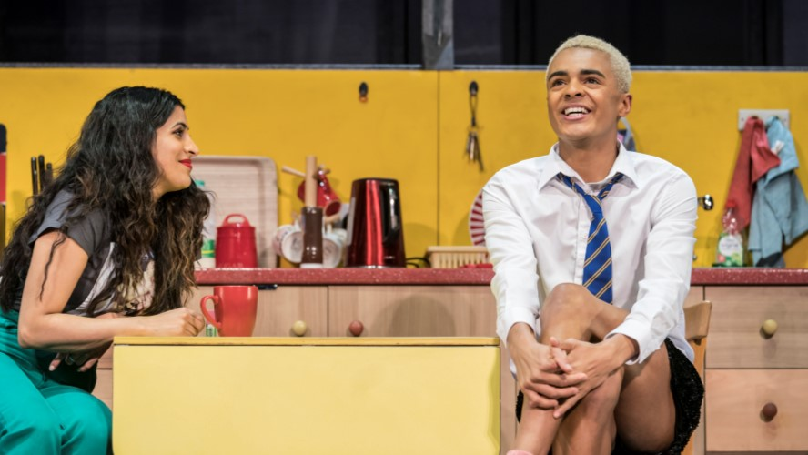 Everybody's Talking About Jamie – Sejal Keshwala as Ray & Layton Williams as Jamie