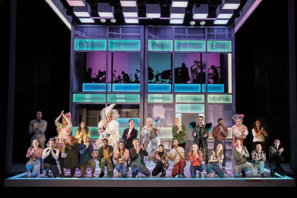 Everybody's Talking About Jamie – Full Company November 2019
