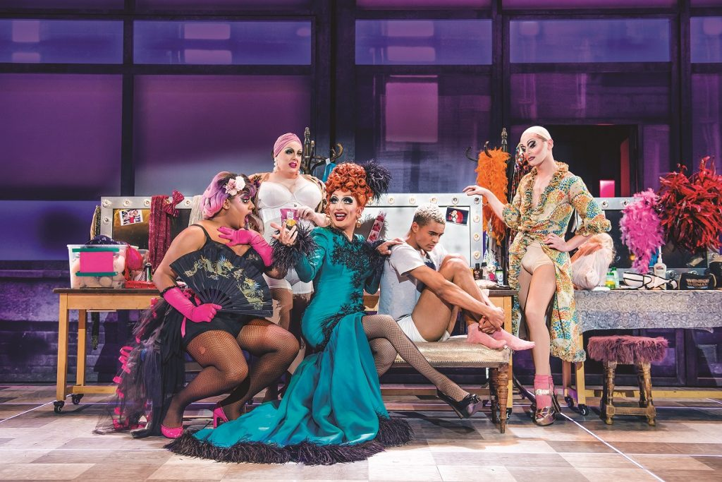 Everybody's Talking About Jamie – Roy Haylock/Bianca Del Rio as Hugo/Loco Chanelle