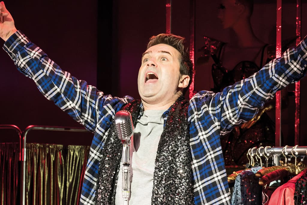 Everybody's Talking About Jamie – Phil Nichol as Hugo/Loco Chanelle