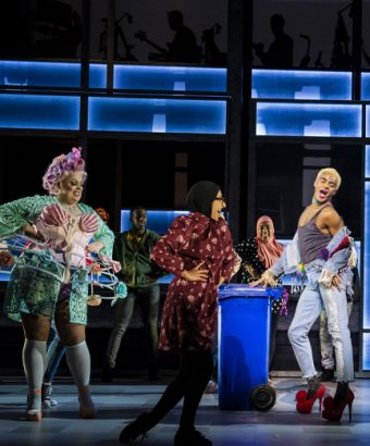 EVERYBODY'S TALKING ABOUT JAMIE NATIONAL TOUR TO RECOMMENCE